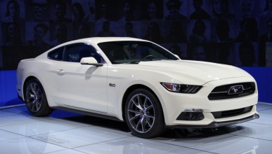 Ford Mustang за 50-та годишнина
