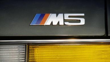 BMW празнуват 30 години от създаването на първото M5
