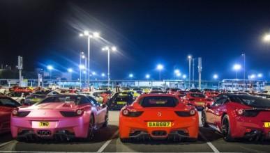 50 нюанса на Ferrari