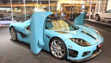 Koenigsegg CXXR за продан в Дубай