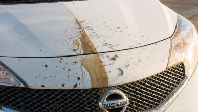 Nissan пуска първата боя, която няма нужда от почистване