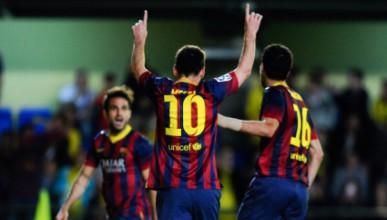 Барселона с победа
