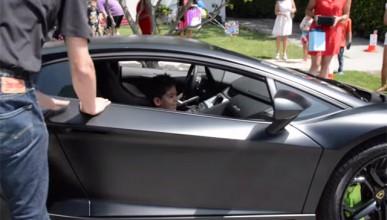 Lamborghini изпълняват желания за рожден ден