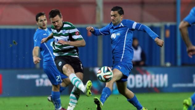 Гонзо се изправя срещу Левски
