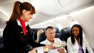 Пилотите трябва да консумират различна храна