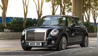 Mini Cooper носи душата на Rolls-Royce
