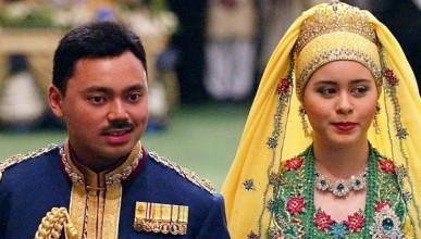 Как живее кралското семейство на Бруней