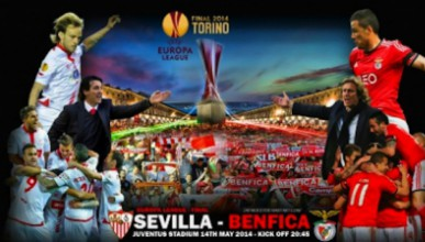 Севиля и Бенфика ще се борят за купата