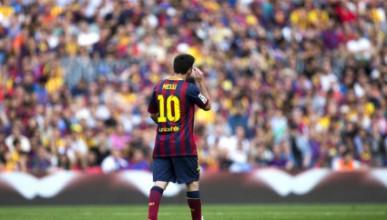 Феновете не искат Меси в Барселона
