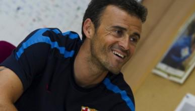 Луис Енрике е новият треньор на Барселона