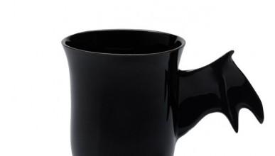 Чашата за кафе на Батман
