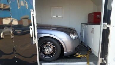 Bentley с 3000 конски сили за драг