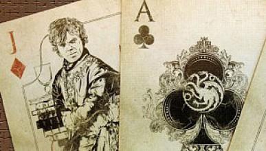 Game of Thrones карти