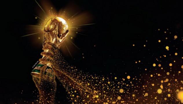 Време е за световен футбол