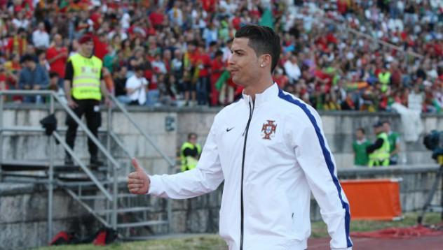 Роналдо с поредна контузия