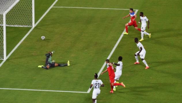 Демпси е с най-бърз гол на Мондиал 2014