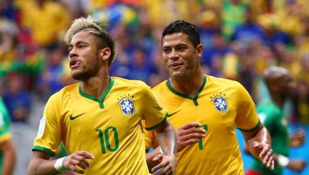 Бразилия продължава напред