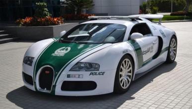 Дубайската полиция е бърза