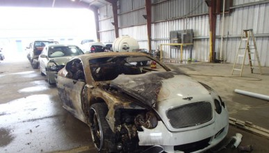 Продаваме чисто ново Bentley