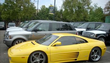 Ferrari 348 Challenge побеждава времето