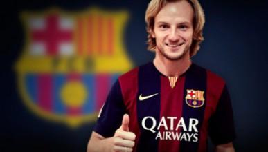Ракитич става част от Барселона