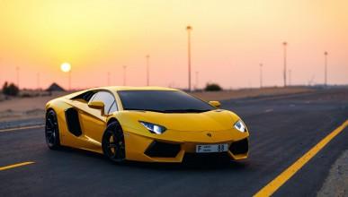 Как се чупи Lamborghini за 346 000 долара