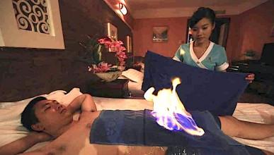 Китайски масаж бори стреса (18+)
