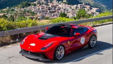 Ferrari представя своя най-икономичен модел