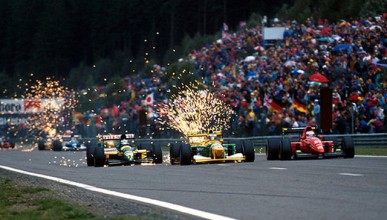 Бърни с нов план за Формула 1