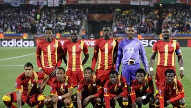 Гана прати няколко милиона в Бразилия