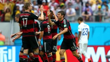 Германия победи САЩ