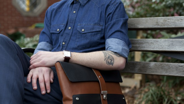 Мъжката чанта - табу или елегантно решение