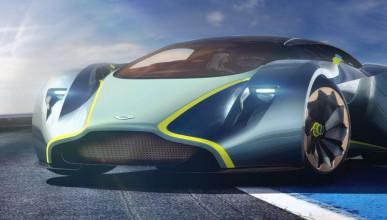 Aston Martin Desing Prototype 100