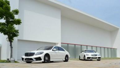 Mercedes-Benz с японски тунинг
