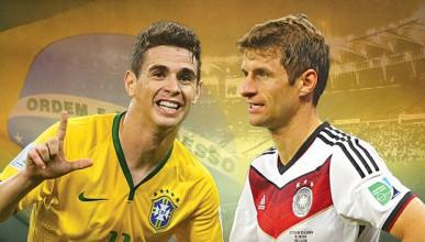 Невероятно: Да познаеш резултата от Германия - Бразилия