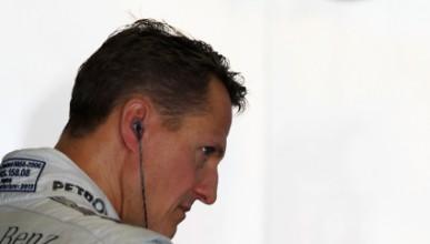 Съпругата на Шумахер: Михаел се подобрява