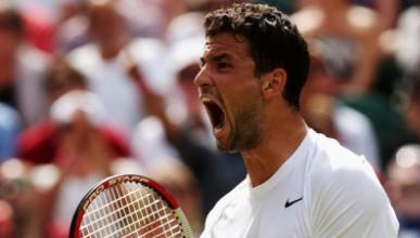 Григор Димитров е новото лице на мъжкия тенис
