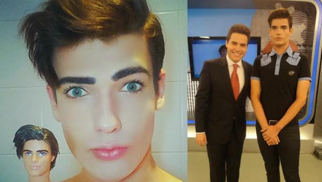 Мъжката версия на Кен ще пуска собствена кукла