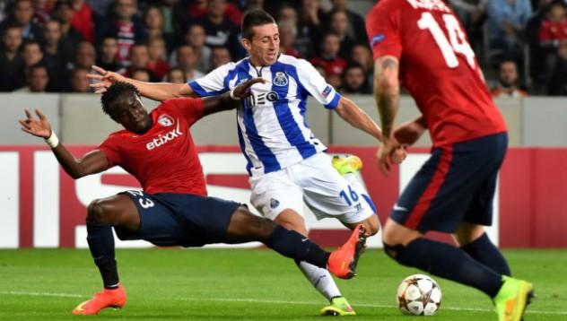 Порто и Зенит ще играят в Шампионска лига