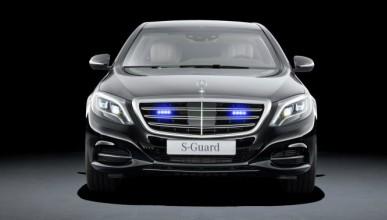 Най-сигурният автомобил е S-Guard