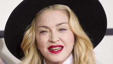 Мадона се разпищоли
