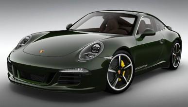 Тайният склад на Porsche
