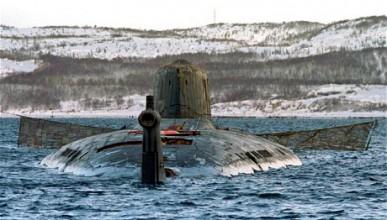 Подводната тайна на Курск