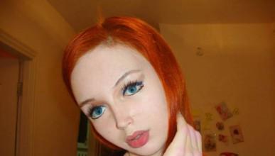 Украинка се трансформира в кукла Барби