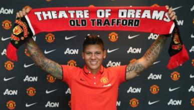 Рохо е новият верен страж на Манчестър Юнайтед
