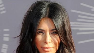 Ким Кардашиян на наградите на MTV