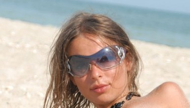 Франческа обича плажа