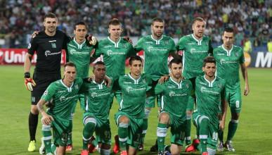 Лудогорец влезе в групите на Шампионската лига