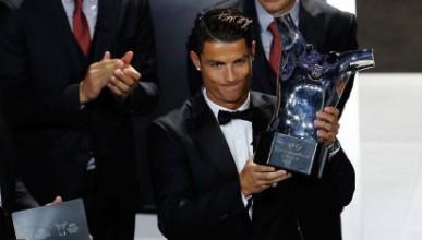 Роналдо с още една награда
