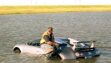 Измама със застраховка на Veyron